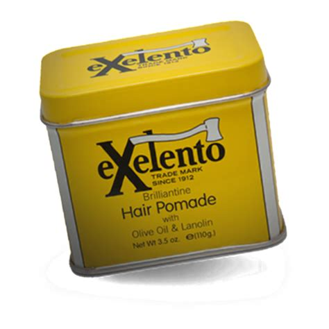 Pomade Exelento barbershop pomade shoo haarwasser conditioner trimmer wax moustache wax soul objects