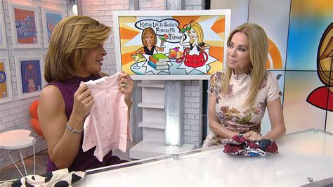 kathie lee gifford creams kathie lee gifford and hoda kotb share their favorite