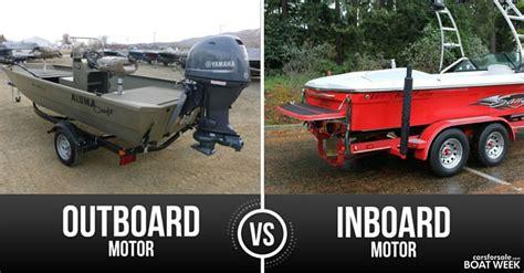 proline inboard boats boat motor matchup inboard vs outboard