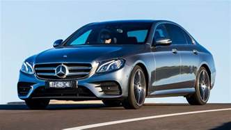 Mercedes Cers Mercedes E Class E200 And E220d 2016 Review Carsguide