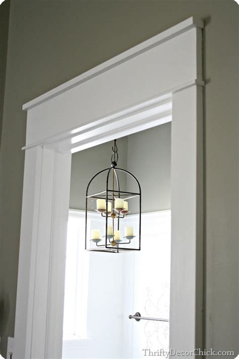 interior window and door trim styles craftsman trim on craftsman window trim