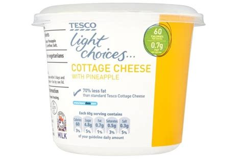 Free Cottage Cheese Tesco by Best And Worst Cheeses For Your Diet Cottage Cheese