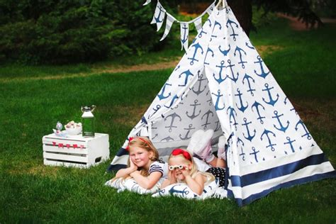 tenda indiani bambini come costruire una tenda per bambini in giardino donnad
