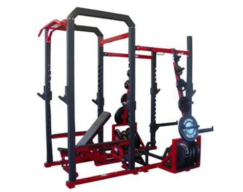 Hoist Power Rack by Iron Grip Eweight Planner