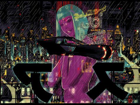blade runner hd  wallpaper