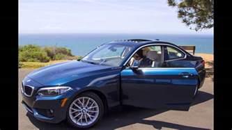 2016 bmw 228i convertible sea blue metallic