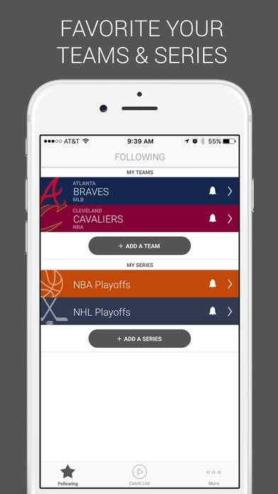 best app for live sports catch sports where to or listen to live sports