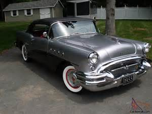 1955 Buick Convertible For Sale 1955 Buick Century Convertible