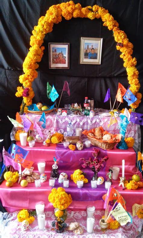 imagenes de como decorar un altar de muertos ideas para altar de muertos pasteles d lul 250