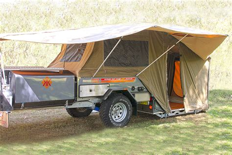 Tent Awnings For Cars Offroad Camper Trailer Family Classic Kimberleykampers