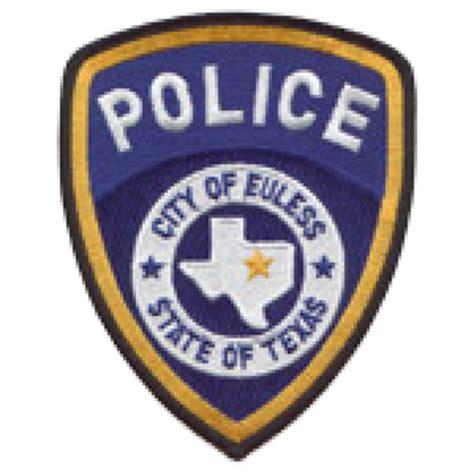 Euless Tx Arrest Records Officer David Stefan Hofer Euless Department