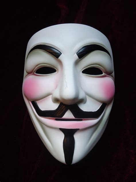 Topeng V For Vendetta Mask Anonymous Vendetta Fawkes Topeng sale topeng fawkes anonymous v for vendetta mask