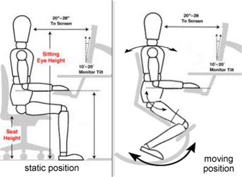 sgabello ergonomico per pc correct postures jpg