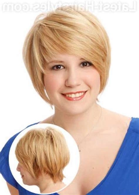 hair styles for big cheeks 15 collection of short hairstyles for chubby cheeks