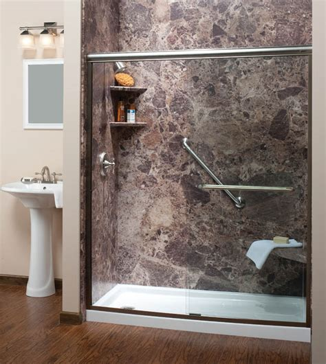 bathtub shower insert bathtub shower inserts why you should go in for