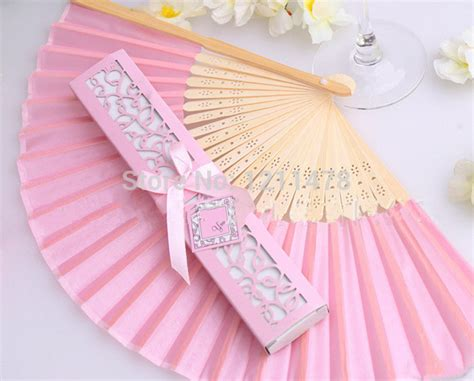 cheap fans for wedding economic wedding decoration gift package fan wedding