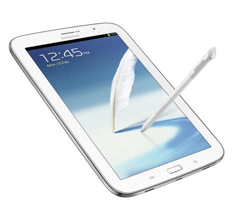 Samsung Galaxy Note 8 0 samsung galaxy note 8 0 set to challenge mini in u s