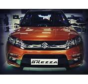 Maruti Suzuki Vitara Brezza Betters Own Sales Record Yet Again