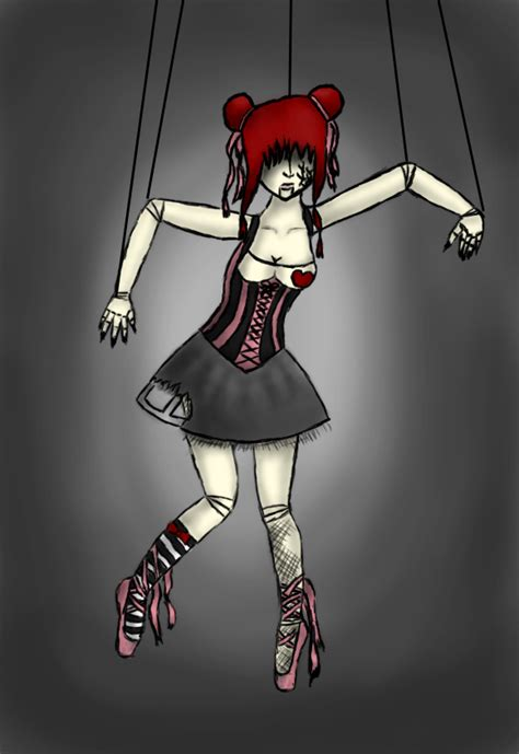 chaka doll horror broken marionette 2 0 by xchaka on deviantart