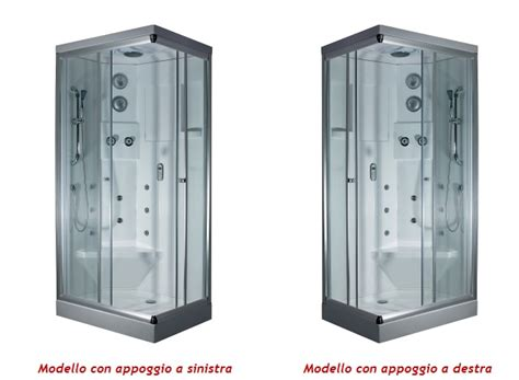 piatto doccia 100x75 box doccia idromassaggio cabina idromassaggio 100x75 box