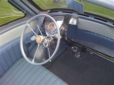 Isetta Interior by Image Gallery Isetta Interior