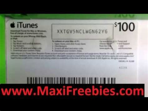 Free Itunes Code Giveaway - free itunes codes giveaway february 2015 youtube
