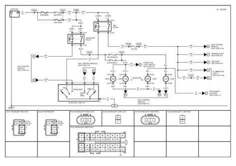 Freightliner Headlight Wiring Diagram : 37 Wiring Diagram