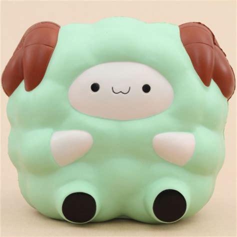 Squishy Jumbo Sheep prenota squishy pecora verde jumbo pop pop sheep pat pat
