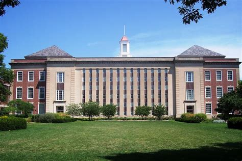 Nebraska Mba Tuition by Nebraska Colleges Act Score Comparison For Admission