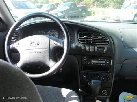 2003 Kia Spectra Interior 2003 Pewter Grey Kia Spectra Gsx Hatchback 19531443 Photo