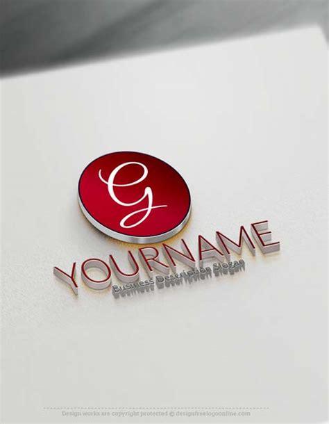 logo maker simple  logo