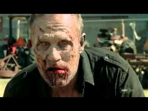how to a to play dead the walking dead merle s