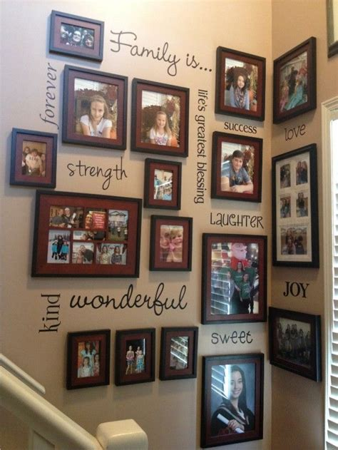wall pic collage family photo wall collage ideas www pixshark