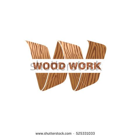 woodworks logo wood logo stock images royalty free images vectors