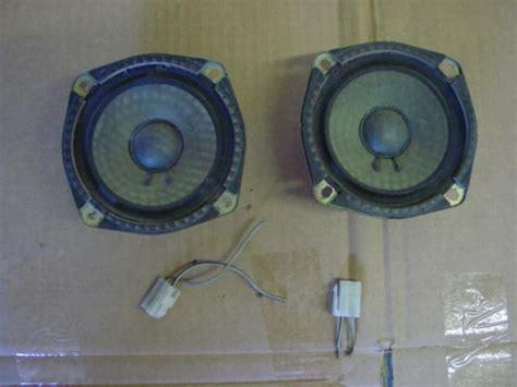 Suzuki Samurai Oem Parts Buy Suzuki Samurai Oem Front Speakers Motorcycle In