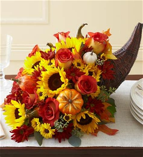 spice up home with beautiful thanksgiving flower decorations online deals free coupons