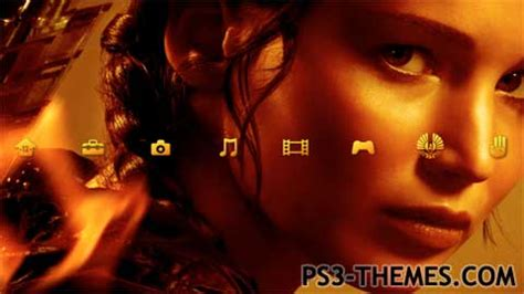 theme hunger games ps3 ps3 themes 187 the hunger games v 1