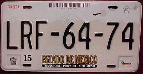placas para vehiculos michoacan mx placas tramites legalizacion en toluca