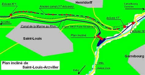 Plan Incliné Arzviller by Plan Inclin 233 De Louis Arzviller