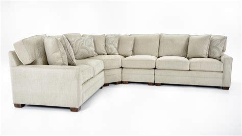 Huntington Sectional Sofa by Huntington House 2062 Four Sectional Sofa Baer S