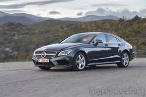Www Mercedes Review Mercedes Cls 350 Bluetec Facelift