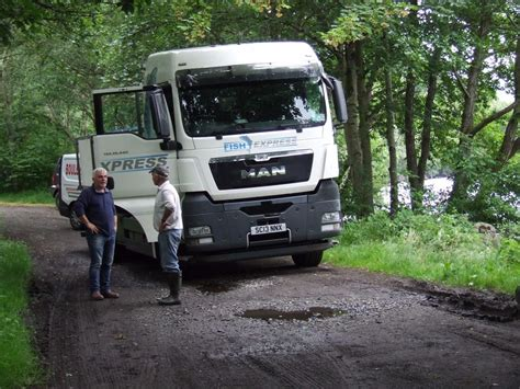 fishing boat hire loch earn another lorry load of brownies for loch earn gallery