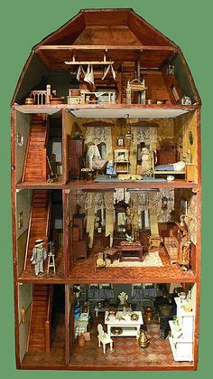 old doll houses 1000 images about old dollhouse miniatures on pinterest dollhouses antique dolls