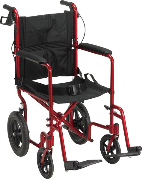 lightweight expedition transport wheelchair with