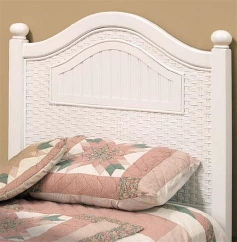 beaded headboard beadboard bedroom furniture cottage style bedroom sets