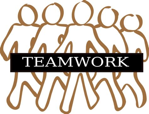 Teamwork Images Free Cliparts Clipartix Free Teamwork Images