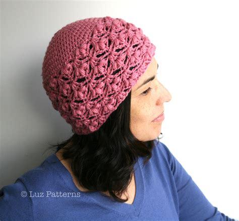 crochet hat pattern instant crochet beanie