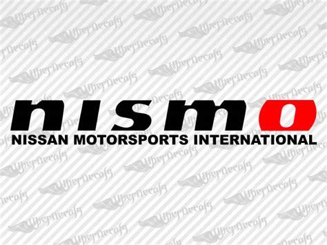 nismo nissan logo nissan frontier graphics decals bing images