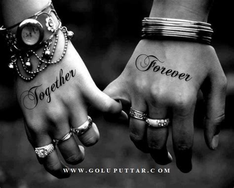 couple tattoos amp designs pictures