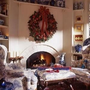 j adore decor fireplace alcoves toile blue and white